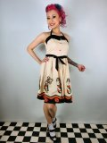 SOURPUSS ☆ SIDESHOW LADIES SPOOKSVILLE DRESS S(9号)