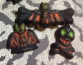 CHARCOAL DESIGNS Halloween Novelty Dangle Brooch
