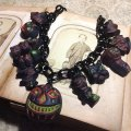 CHARCOAL DESIGNS Halloween Charm Necklace
