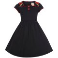 ☆Lindy Bop☆Children's Suzie' Black Party Dress 3〜4歳用