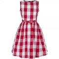 ☆Lindy Bop☆Children's Red Gingham Dress  3〜4歳用