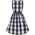 ☆Lindy Bop☆Children's Black Gingham Dress  5〜6歳用