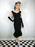 ☆Collectif☆ JOSEPHINE FISHTAIL DRESS  11号