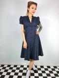 ☆Heart of Haute☆Manhattan Dress - Navy (S)9号