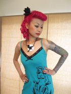 他の写真1: SOURPUSS ☆ NAUTICAL NYMPH CAMI DRESS (S) 9号