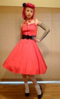 ☆Collectif☆Fairy Dress Red 13号