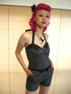 他の写真2: SOURPUSS  ROMPERS ☆ LEOPARD(M)11号