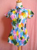 ☆Collectif☆Florida Palm Blouse - Miami  9号