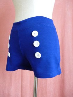 画像2: SOURPUSS ☆ BE BOP SHORTS - BLUE(M)11号