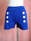 SOURPUSS ☆ BE BOP SHORTS - BLUE(M)11号