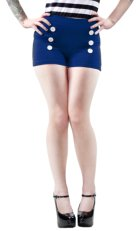 他の写真3: SOURPUSS ☆ BE BOP SHORTS - BLUE(M)11号