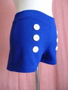 他の写真1: SOURPUSS ☆ BE BOP SHORTS - BLUE(M)11号