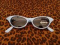 Cat Eye Shades - Light Blue