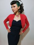 ☆Collectif☆Jean Bolero Red XL~2XL(17~19号)