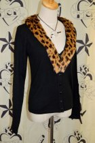 他の写真1: ☆Collectif☆Leopard Fur Cardigan 7号
