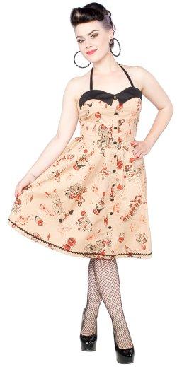 画像5: SOURPUSS ☆ DOG & PONY SHOW  DRESS SizeM 11号