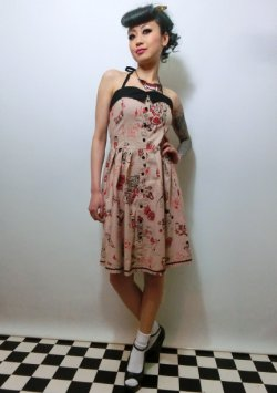 画像1: SOURPUSS ☆ DOG & PONY SHOW  DRESS SizeM 11号