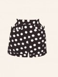 Vivien of Holloway Black White Dot Shorts Size14 (11号)