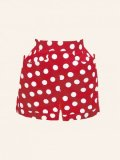 Vivien of Holloway Red White Dot Shorts Size12(9号)