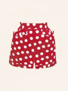 他の写真1: Vivien of Holloway Red White Dot Shorts Size12(9号)