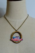 ☆Collectif☆Stay True' Sailboat Necklace