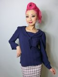 ☆Collectif☆Wendy Sailor Blouse Navy 13号