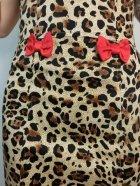 他の写真2: ☆Collectif☆Vanya Leopard Print Skirt 7号