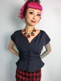 ☆Collectif☆Eileen Top Navy  13号