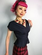 他の写真2: ☆Collectif☆Eileen Top Navy  13号