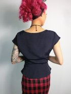 他の写真3: ☆Collectif☆Eileen Top Navy  13号