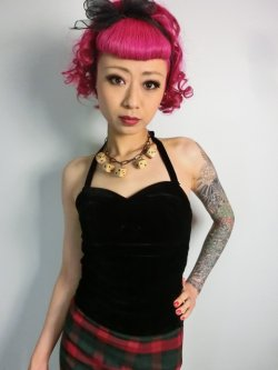 画像1: ☆Collectif☆Christie Multiway Top  11号