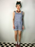 ☆Collectif☆Gemma Gingham Playsuit  11号