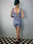 他の写真3: ☆Collectif☆Gemma Gingham Playsuit  11号
