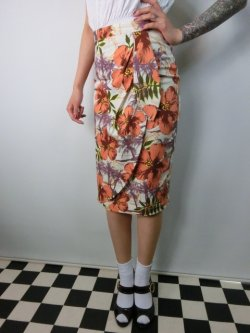 画像2: ☆HELL BUNNY☆Kaila Pencil Skirt 7号