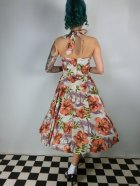 他の写真3: ☆HELL BUNNY☆Kaila 50s Dress Flower Print 9号