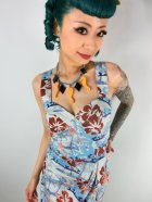 他の写真2: ☆HELL BUNNY☆Tiki Sarong Dress 7号