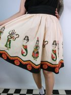 他の写真1: SOURPUSS SIDESHOW LADIES SWING SKIRT 9号
