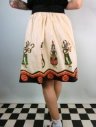 他の写真3: SOURPUSS SIDESHOW LADIES SWING SKIRT 9号