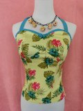 ☆Collectif☆Christie Honolulu Hibiscus Top  11号