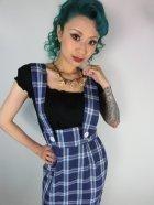 他の写真2: Vivien of Holloway Pinafore Skirt Royal Tartan (11号)