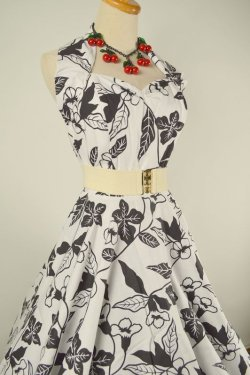 画像2: Vivien of Holloway Ivy Floral Dress Size12(9号)
