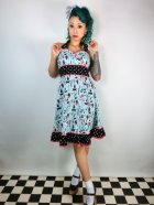 他の写真1: SOURPUSS ☆ MEAT PARTY ADA DRESS  11号