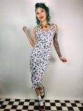 ☆Collectif☆Adele Sea Shell Print Pencil Dress 9号