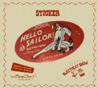 "他の写真1: SWEETMEAT SHOW by CandyJane ""Hello Sailor!""ステッカー"