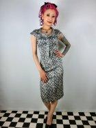 他の写真1: ☆Collectif☆Aida Zak Linda Striped Dress 9号