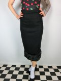 ☆Collectif☆Andrea Skirt Black 7号