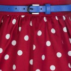 他の写真3: ☆Lindy Bop☆Children's Audrey Red Polka Party Dress 3〜4歳用