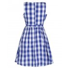 他の写真2: ☆Lindy Bop☆Children's Royal Blue Gingham Dress  5〜6歳用