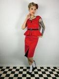 ☆Lindy Bop☆Henrietta Red Dress 11号