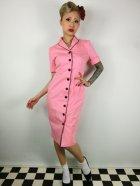 他の写真1: ☆Lindy Bop☆Avalon Pink Wiggle Dress 7号